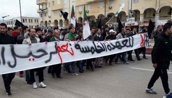 أسباب رعب مثلث (السيسي السعودية الإمارات) من الثورة الشعبية بالجزائر