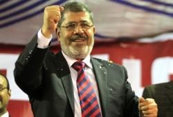 تهنئة أسرة الرئيس محمد مرسي بحلول شهر رمضان الكريم