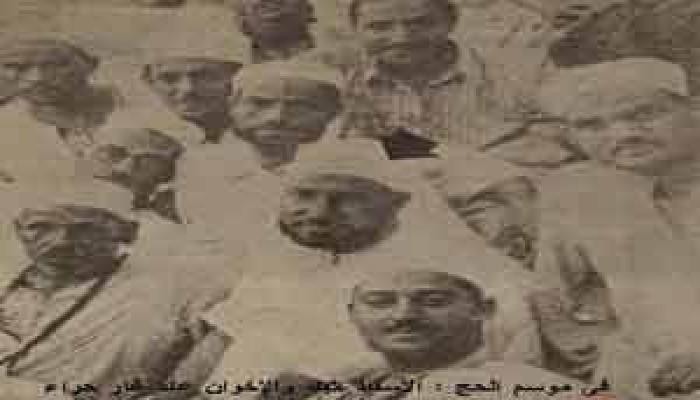 حديث الإمام البنا عن الكعبة والحج والعيد