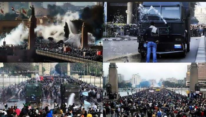 الصهاينة ينصحون السيسي: احذر غضبة المصريين