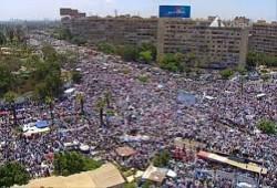 """في ذكراها السادسة.. """"#رابعة"""" لعنة على عسكر قَتَل وشعب سكت"""