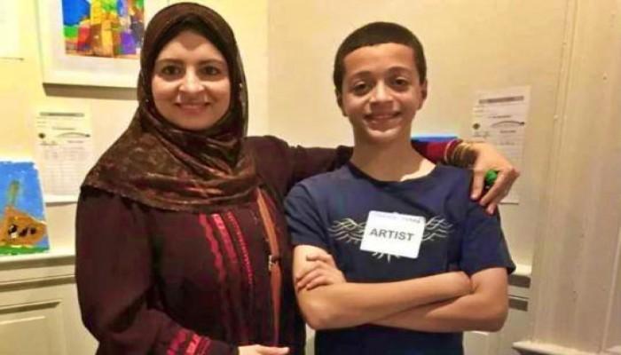 ريم دسوقي.. اعتقل العسكر شقيقها بعد اختطافها من مطار القاهرة