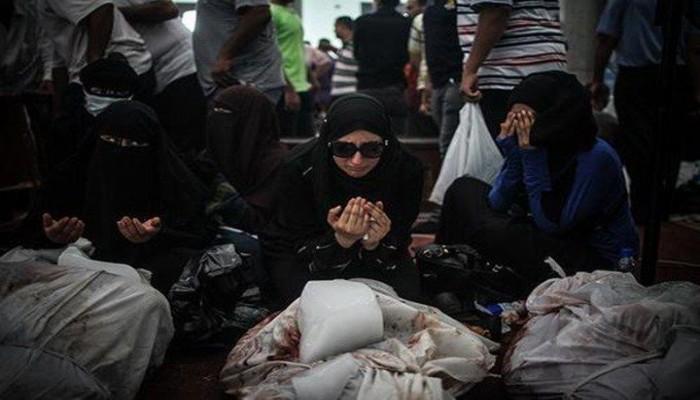 """تفاعل واسع مع """"#من_جرائم_العسكر"""".. ونشطاء: خيانة وقتل وتفريط في الأرض"""
