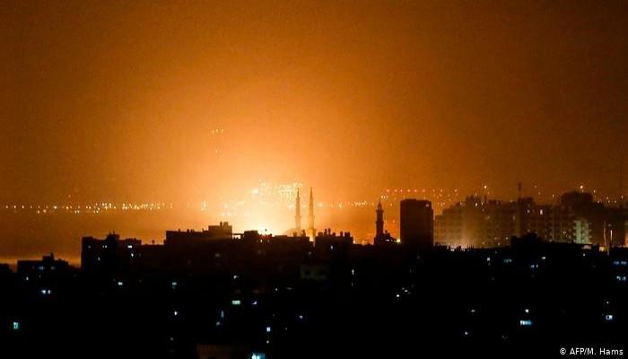 قذائف القسام تمطر مغتصبات الاحتلال بعد استهدافه مواقع للمقاومة بغزة