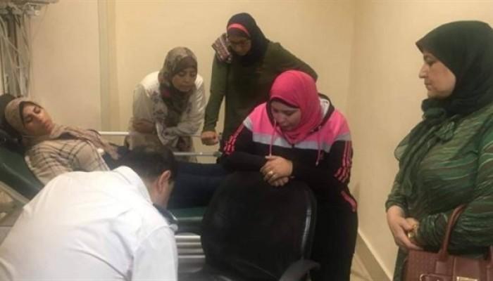 ضابط يعتدي على معلمة في لجنة امتحانات بالإسماعيلية