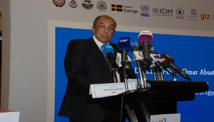 بلطجية وزير الزراعة الانقلابي يعتدون على صحفيين