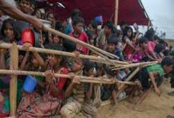 """بنجلاديش تواصل اضطهاد مسلمي """"الروهينجا"""" وتمنع استخدام الهواتف"""