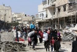 ميليشيات بشار يسرقون المحال والمنازل بريفي إدلب وحماة