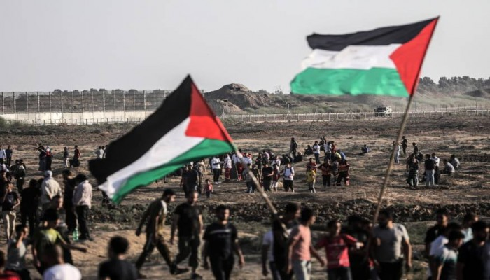 """حماس تستنكر """"الأصوات النشاز"""" التي تقاطعت مع الاحتلال"""