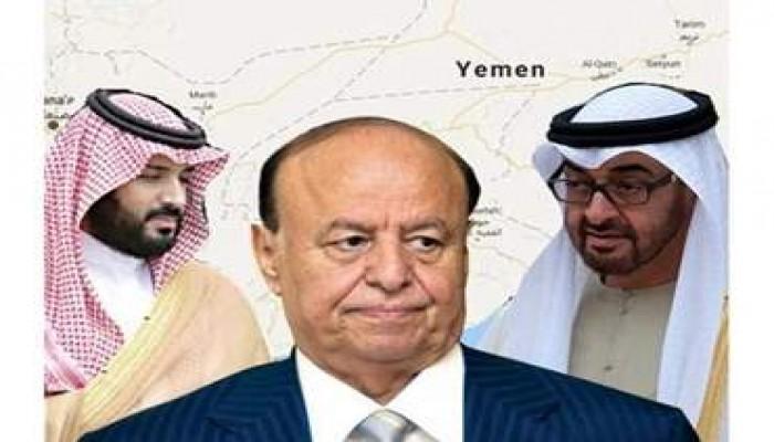 """بعد الخلاف في اليمن.. هل بدأ تفكك تحالف """"الثورات المضادة""""؟"""