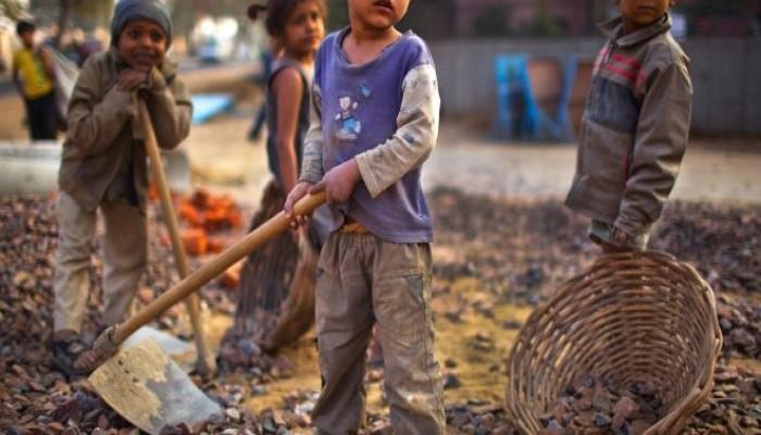 """""""العبودية"""" تطوق 10 ملايين طفل بالعالم"""