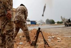 قوات حفتر تعلن مقتل 3 من قادتها جنوب طرابلس
