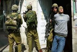 الجيش الصهيوني يعتقل 19 فلسطينيا في الضفة الغربية