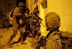 اعتقالات وإصابات في اقتحام الاحتلال الضفة الغربية