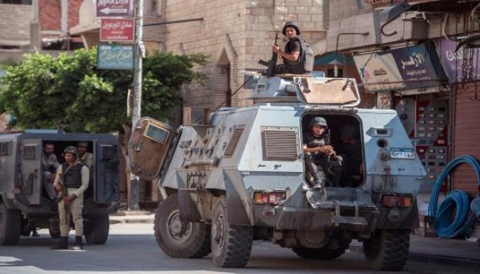مقتل مجندين وإصابة ثمانية في هجوم مسلح بسيناء