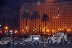 استنفار أمني يعكس فزع الانقلاب من دعوات التظاهر