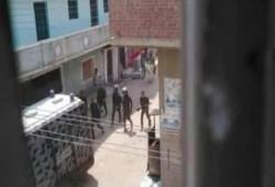 """شرطة الانقلاب تشدد حصارها على قرية """"الرئيس الشهيد"""""""