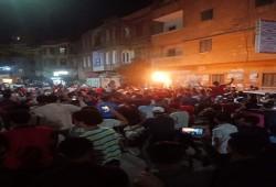 """""""رايتس ووتش"""" تدين بطش سلطة الانقلاب بالمتظاهرين"""