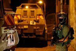 الاحتلال الصهيوني يعتقل 55 فلسطينيا بينهم سيدة بالضفة الغربية