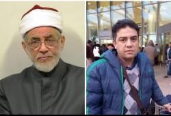 استشهاد نجل الشيخ عبدالخالق الشريف على يد شرطة الانقلاب