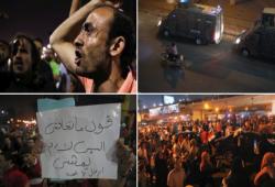 مركز حقوقي: ارتفاع عدد معتقلي مظاهرات رحيل قائد الانقلاب إلى 1300