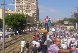"""انطلاق مظاهرات رحيل السيسي.. وداخلية الانقلاب على خطى """"العادلي"""""""