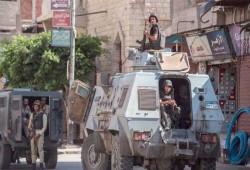 هل تجدي أسلحة التفتيش والغاز والحصار والاعتقال في قمع مظاهرات المصريين؟