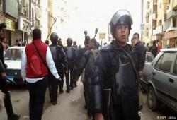 شرطة الانقلاب بالبحيرة تعتقل 9 مواطنين بينهم طالبة ثانوي
