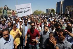 حكومة الأردن تفشل في محاولات كسر إضراب المعلمين وتهدد