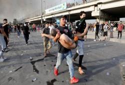 العراق.. 20 قتيلا ومئات الجرحى والمظاهرات تواصل اشتعالها ودعوات للتحقيق