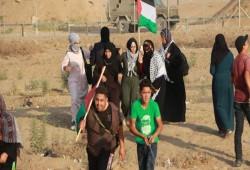 """غزة تستعد للجمعة الـ77 بمسيرات العودة بعنوان: """"المصالحة خيار شعبنا"""""""
