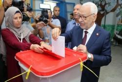 """تونس.. """"النهضة"""" يعلن تقدمه بالمركز الأول في الانتخابات التشريعية"""