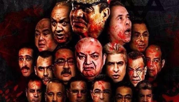 """""""الأخبار"""" اللبنانية: العقلية العسكرية لا تزال تتحكم في إعلام الانقلاب بمصر"""
