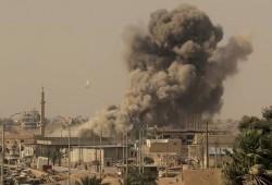 جيش الانقلاب يقصف قرية تفاحة ببئر العبد وأنباء عن مقتل العشرات