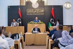 """""""الأعلى"""" الليبي يلقن سلطة الانقلاب والإمارات درسا في احترام سيادة الدول"""