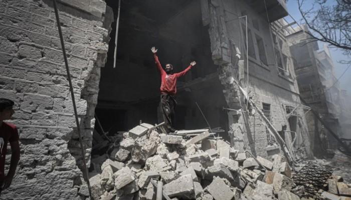 """نيويورك تايمز"": روسيا قصفت 4 مستشفيات بسوريا خلال 12 ساعة"