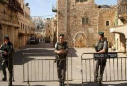 """الاحتلال يقرر إغلاق المسجد الإبراهيمي اليوم وغدا بحجة """"الأعياد اليهودية"""""""