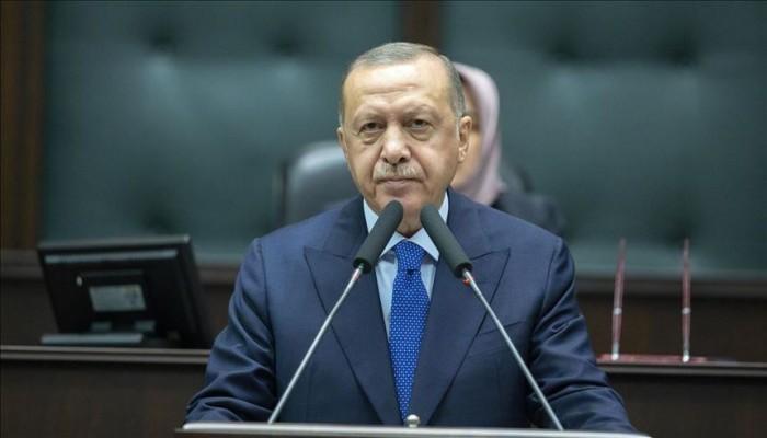 """أردوغان: """"نبع السلام"""" تنتهي عندما يغادر الإرهابيون المنطقة الآمنة"""