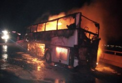 مصرع وإصابة 39 معتمرًا في حادث مروري بالمدينة المنورة