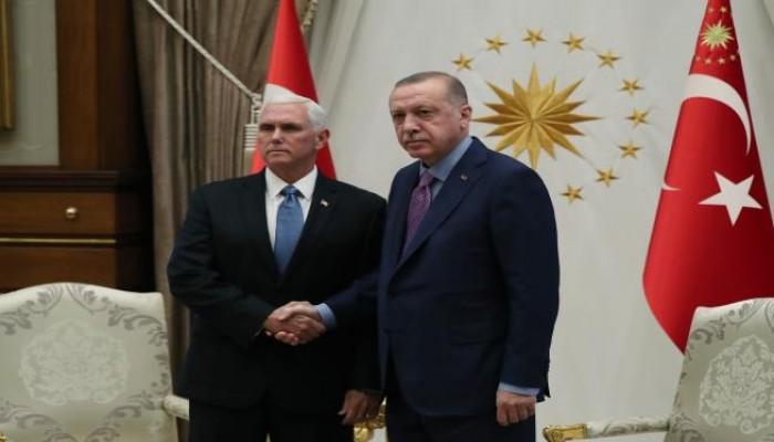 اتفاق تركي أمريكي لوقف إطلاق النار شمال سورية وانسحاب الميليشيات الإرهابية