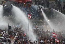 """صحف لبنانية: ما يجري بالبلاد """"انتفاضة"""" شعبية"""
