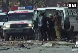 انفجار داخل مسجد شرق أفغانستان أثناء صلاة الجمعة.. و130 شهيدا ومصابا