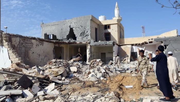 بعد قصف استهدف الأطفال.. المدعي العام الليبي يأمر بإلقاء القبض على حفتر