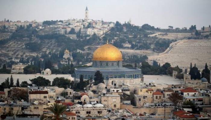 وقفة في غزة رفضا للانتهاكات الصهيونية بالقدس والأقصى