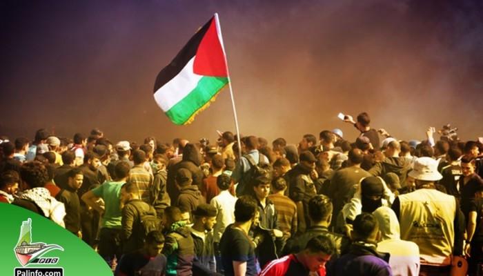 """جماهير غزة تستعد للمشاركة في جمعة """"يسقط وعد بلفور"""""""