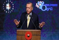 أردوغان: من يقف وراء العمليات الإرهابية باسم الدين هم أعداء الإسلام