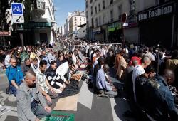 """زعيمة """"التجمع الوطني"""" بفرنسا تهاجم مسيرة ضد """"الإسلاموفوبيا"""""""