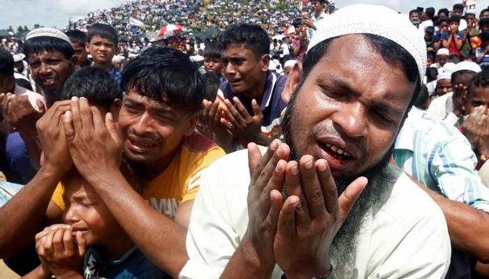 """جامبيا تقاضي ميانمار أمام """"العدل الدولية"""" بتهمة إبادة مسلمي الروهينجيا"""
