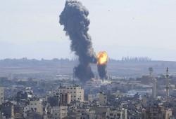 العدوان على غزة.. 16 شهيدَا و45 جريحَا والمقاومة تمطر الصهاينة بالصواريخ