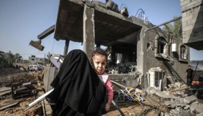 34 شهيدًا و111 جريحًا حصيلة العدوان على غزة.. والمقاومة تواصل هجماتها